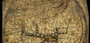 Post de Los misterios del mapa medieval más antiguo
