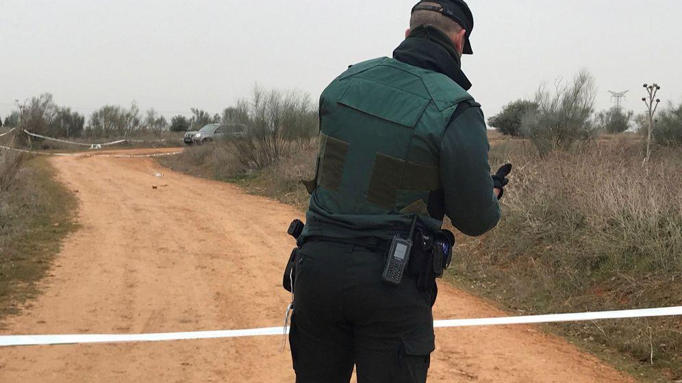 Foto: El cuerpo de Miriam Vallejo, de 25 años, fue encontrado en una zona de campo de Meco (Madrid). (Efe)