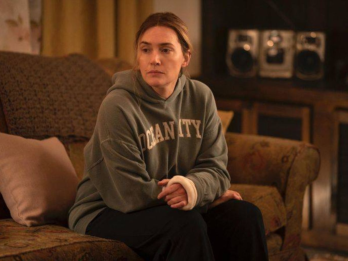 Foto:  Kate Winslet, en 'Mare of Easttown'. (HBO)