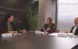 """Carmen Peña: """"No se puede confundir farmacia con comercio"""""""