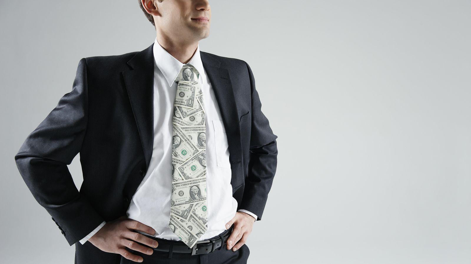 Foto: Probablemente, si de pronto fueses millonario, te gastarías el dinero en tonterías como esta, y tan contento. (Corbis)