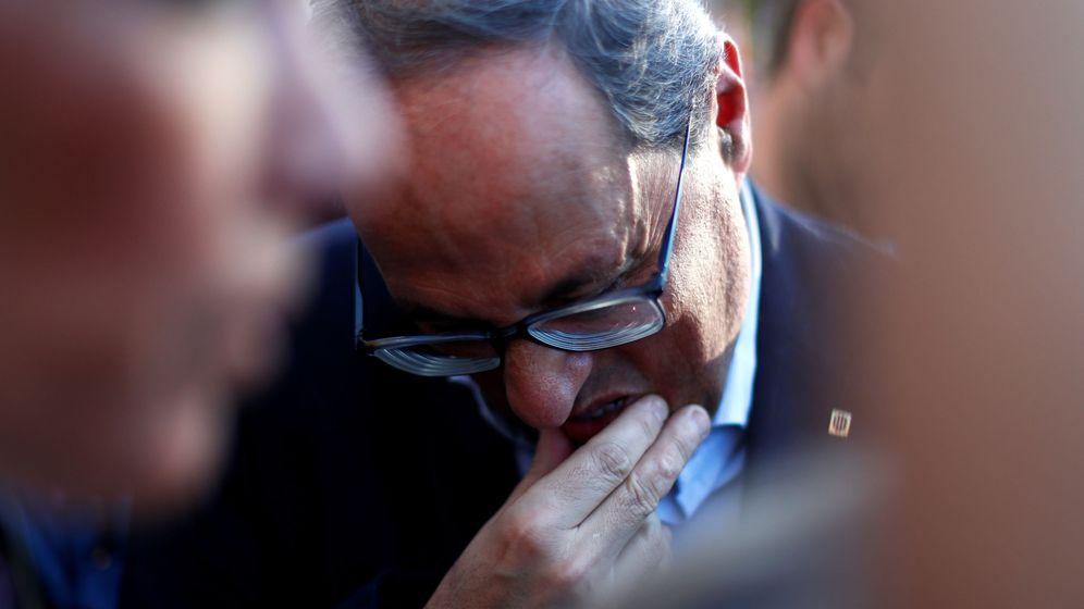 Foto: Quim Torra. (Reuters)