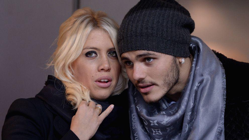 Brujería, insultos y fútbol: la guerra entre Icardi, su mujer y su hermana
