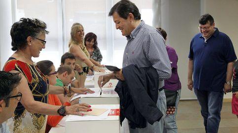El PSOE gana en Asturias y necesitará a Podemos, C's o IU para gobernar