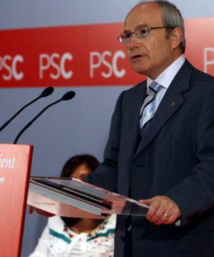 Montilla no logra liderar el frente catalanista contra la sentencia del Estatut