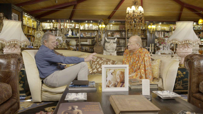 Foto: Bertín y Rappel juntos en 'Mi casa es la tuya'