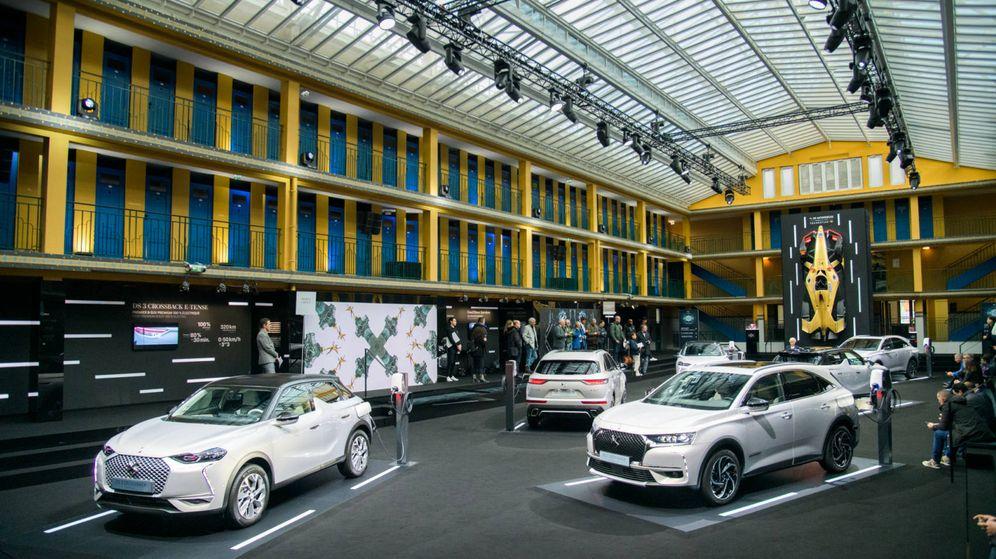 Foto: La DS Week estará abierta hasta el próximo 29 en el hotel Molitor de París.