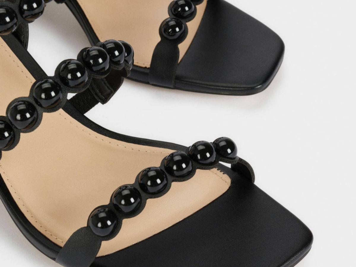 Foto: Las sandalias de Parfois. (Cortesía)