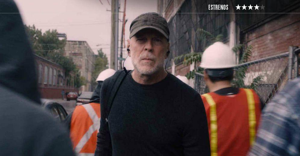 Foto: Bruce Willis recupera su personaje de 'El protegido' en la última película de Shyamalan. (Disney)