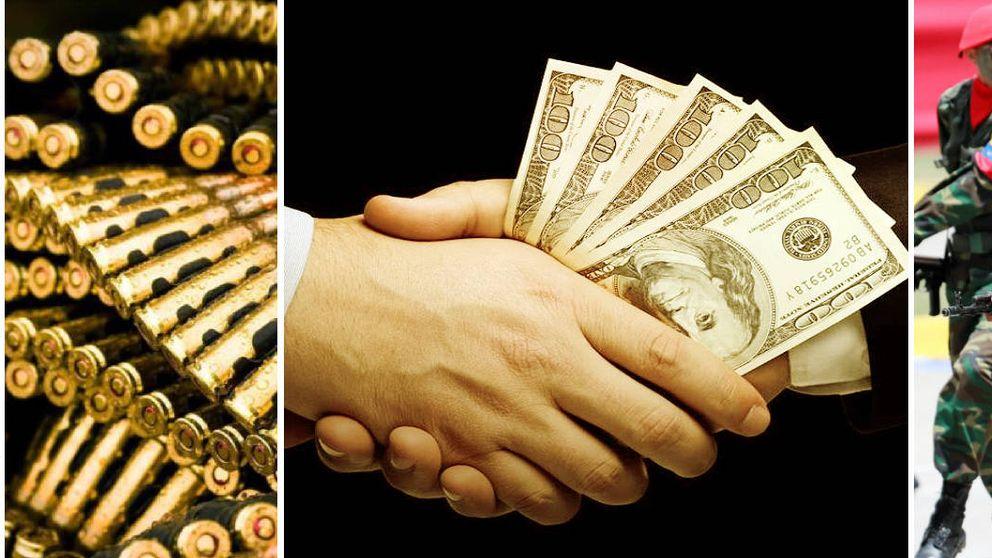 Así saquearon cargos de Defex la venta de armas a Venezuela y Arabia Saudí