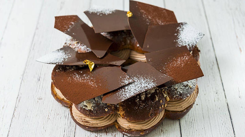 Roscón de chocolate de Mamá Framboise