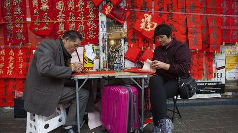 Llega el Año Nuevo chino en Hong Kong