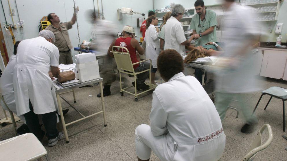 Cirujanos en Río: No hay un solo día sin  tiroteados. La violencia impera