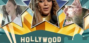 Post de Las Crónicas de Hollywood: la fealdad de Beckham, los 'gallos' de Victoria y el culo de Beyoncé