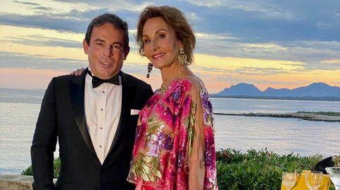 Naty Abascal, reina de la gala amfAR en Cannes, junto a Sharon Stone