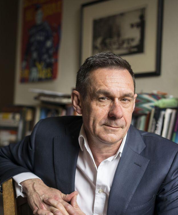 Foto: El periodista y autor de 'Postcapitalismo', Paul Mason. (Foto: Antonio Olmos)