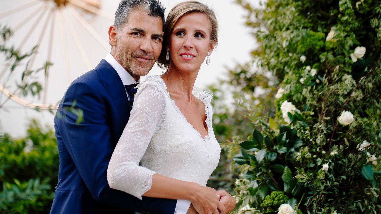 Así ha sido la romántica boda del chef Paco Roncero y Nerea Ruano