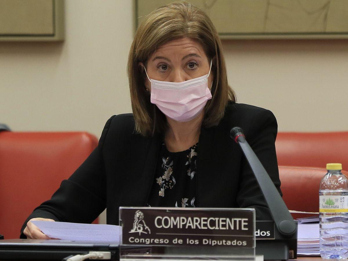 Foto:  La secretaria de Estado de Hacienda, Inés María Bardón. (EFE)