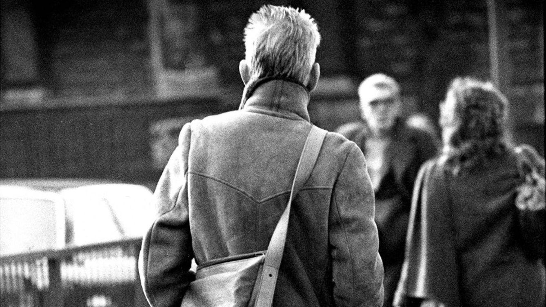 Foto: Samuel Beckett (Foxrock, Irlanda, 1906-1989).