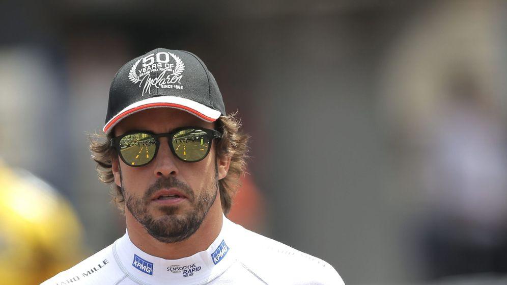 Foto: Fernando Alonso peleará por los puntos en Mónaco.