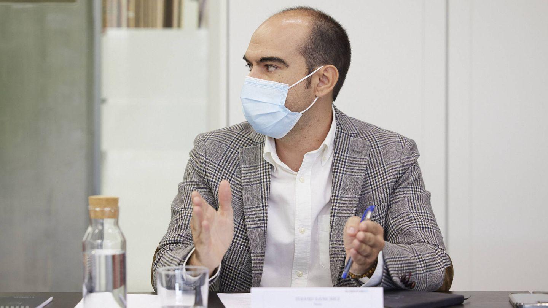 David Sánchez, responsable de Calidad de Servicio en Seur.