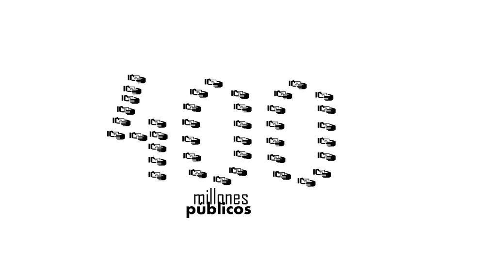 El negocio de las empresas del 3%: más de 400 millones públicos