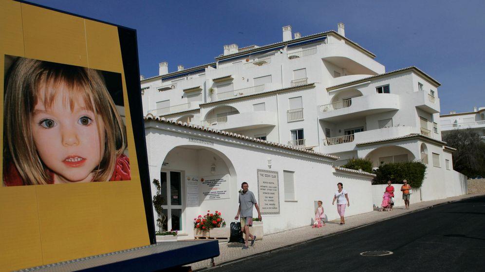 Foto: Maddie podría estar escondida en alguna parte del interior de Portugal (Reuters/Hugo Correia)