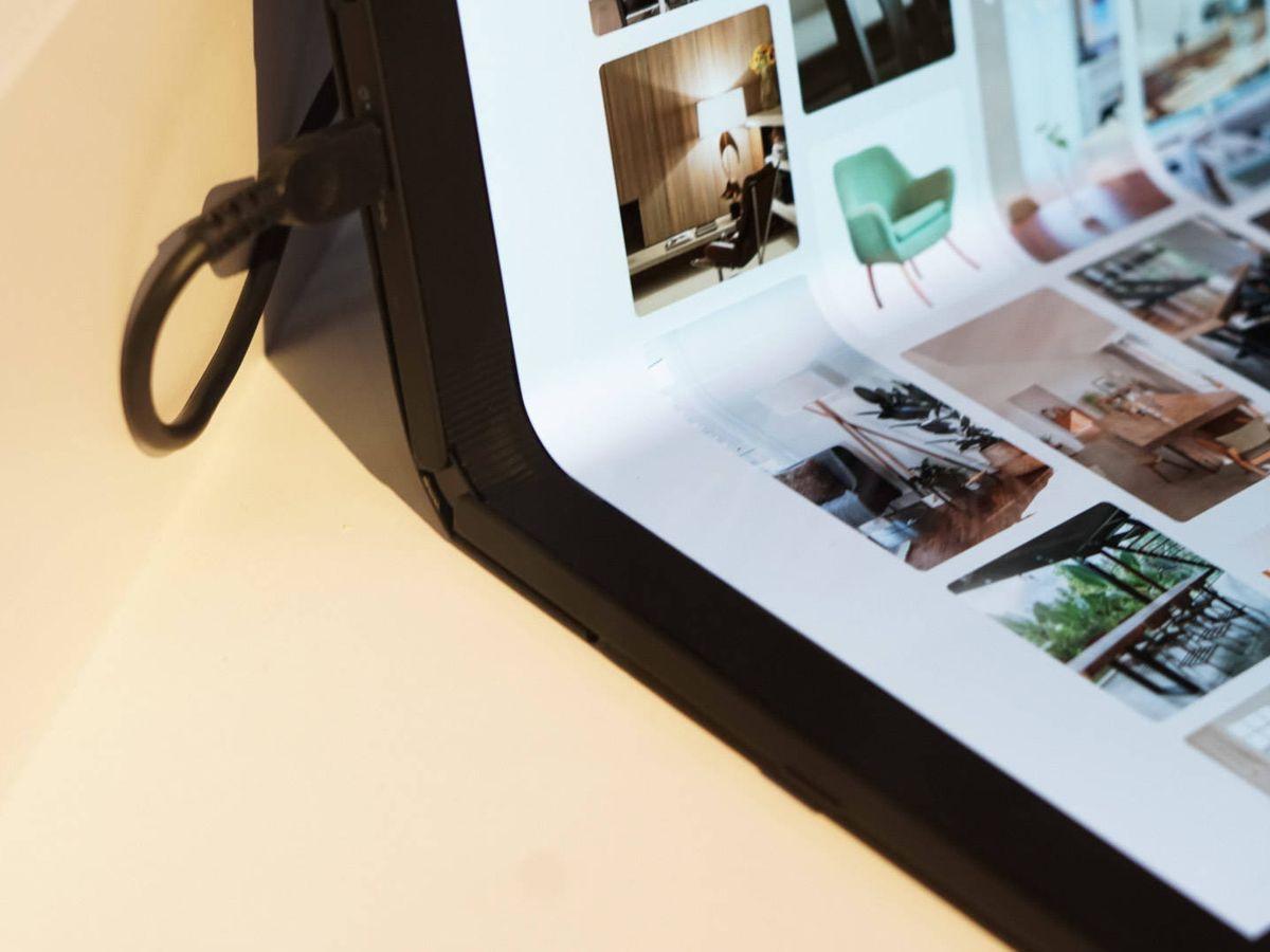 Foto: Lenovo ThinkPad X1. (M. Mcloughlin)