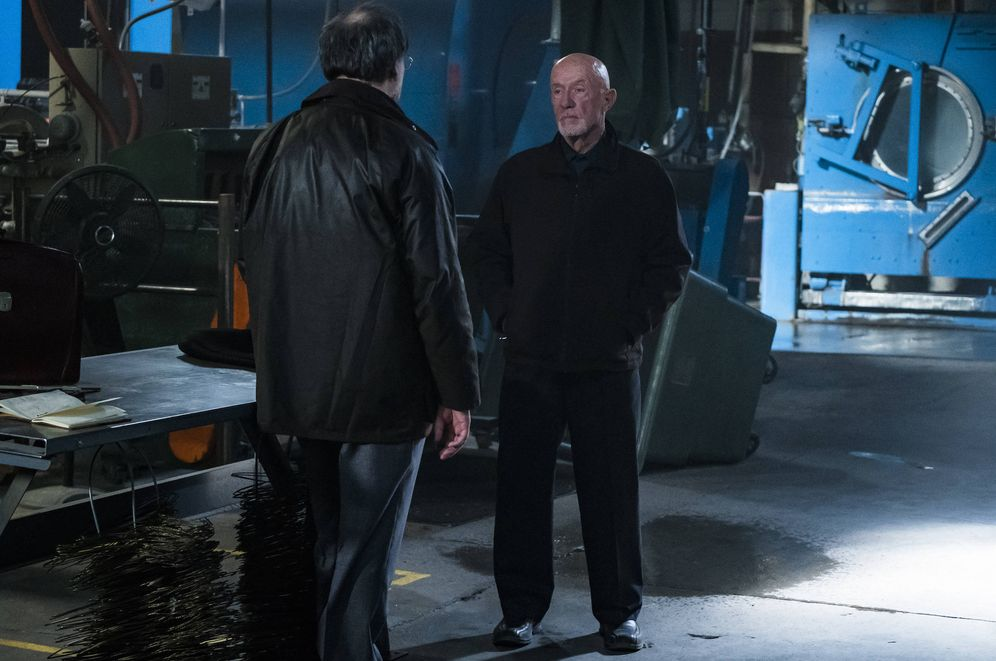 Foto: Imagen del quinto episodio de la cuarta temporada de 'Better Call Saul'. (Movistar)