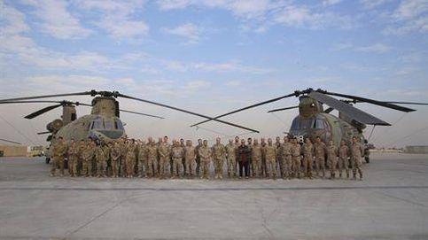 Impactan 3 proyectiles en un campamento militar de Irak donde hay tropas españolas