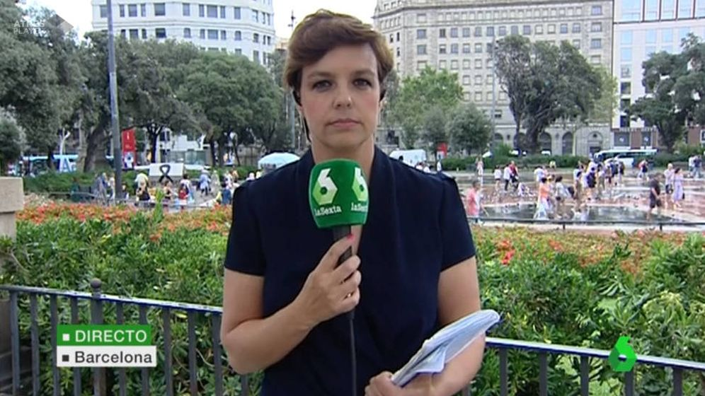Foto: Cristina Villanueva desde Barcelona.