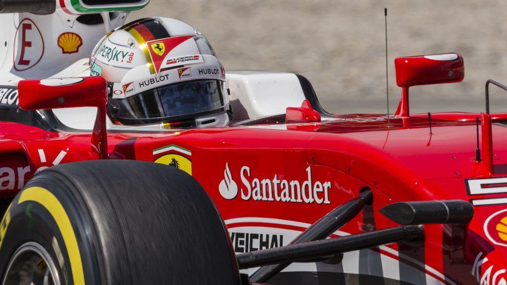 Ferrari, vapuleado y en estado de 'shock' tras el sábado en el GP de España