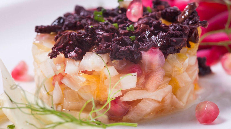 Un plato ecológico, saludable y de Km 0 de Rasoterra