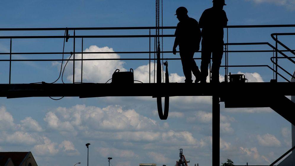 Foto: Obreros. (Pixabay)