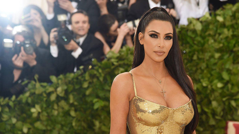 El contouring se hizo popular gracias a Kim Kardashian (Getty Images).