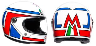 Post de AGV Legends presenta nuevo casco: estilo retro, comodidad actual