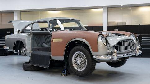 La edición superespecial del Aston Martin de James Bond con los 'gadgets' de la película