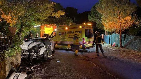 Detenido un presunto conductor ebrio que huyó tras un accidente y abandonó a su hijo
