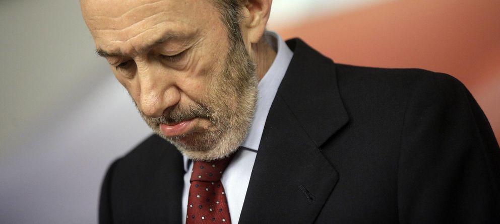 Foto: Rubalcaba siempre ha sabido sobrevivir a todas las crisis internas del PSOE. (Reuters)