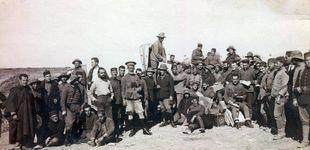Post de El regimiento Alcántara: 700 hombres honorables camino a la muerte