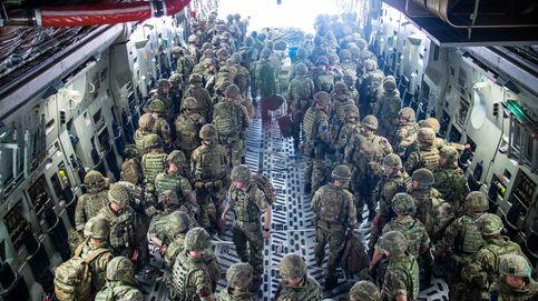 El Pentágono envía a 1.000 soldados más a Kabul tras la caída del Gobierno
