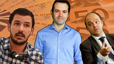 La teoría económica por la que se enfrentaron J. C. Díez, Garzón y Rallo