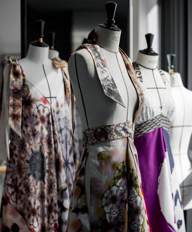 Foto: Christian Dior. (Imagen: Sophie Carre)