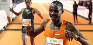 Post de La San Silvestre Vallecana más rápida de la historia: récords de Kiplimo y Kosgei