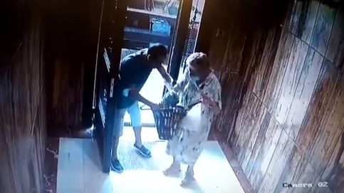 Detenido el autor de la violenta agresión a una octogenaria en un portal de Valencia