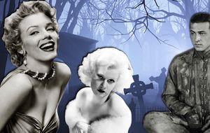 Hollywood fantasma: los famosos que asustan desde el más allá
