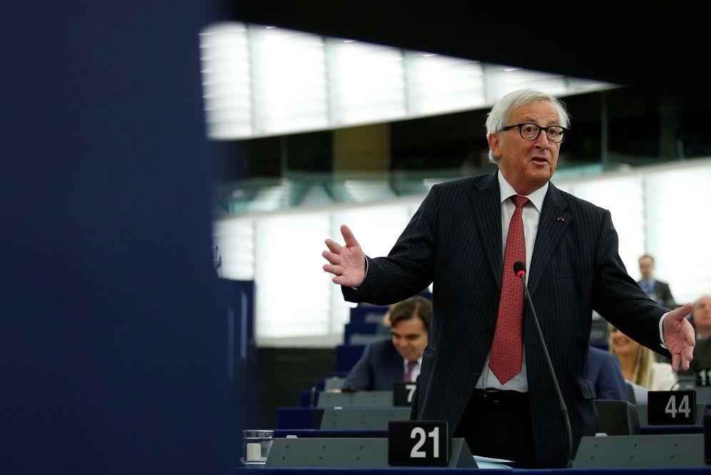 Foto: El presidente del Ejecutivo comunitario, Jean-Claude Juncker. (Reuters)