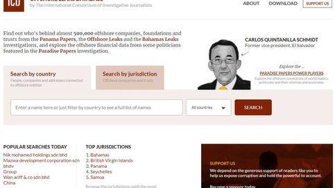 Consulte el buscador de los clientes de Appleby en los Paradise Papers
