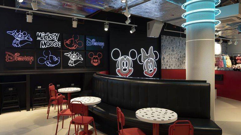 Restaurante Disney.