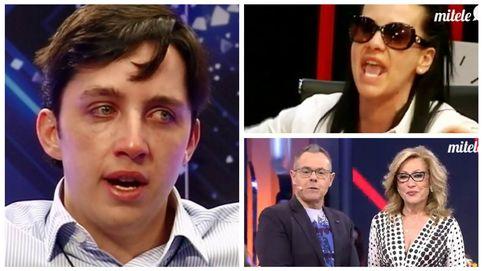 Fran Nicolás rompe a llorar en 'Gran Hermano VIP': No puedo más, me voy